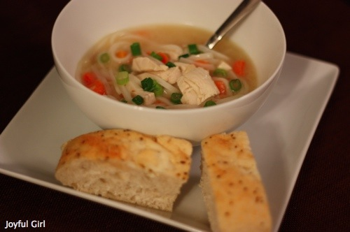 Thai It Up Chicken Soup   Joyful Girl